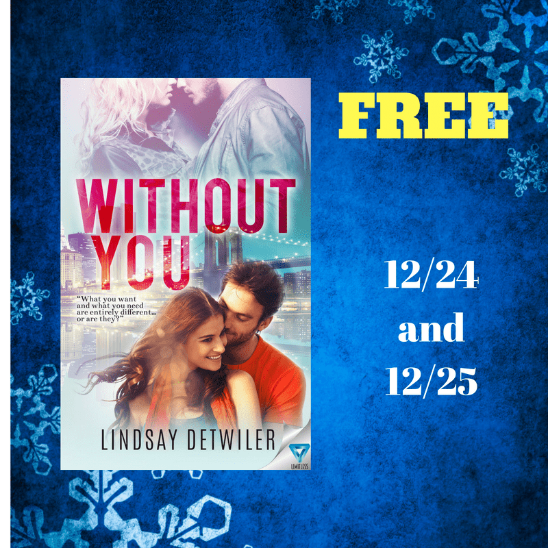 Without You Free Book