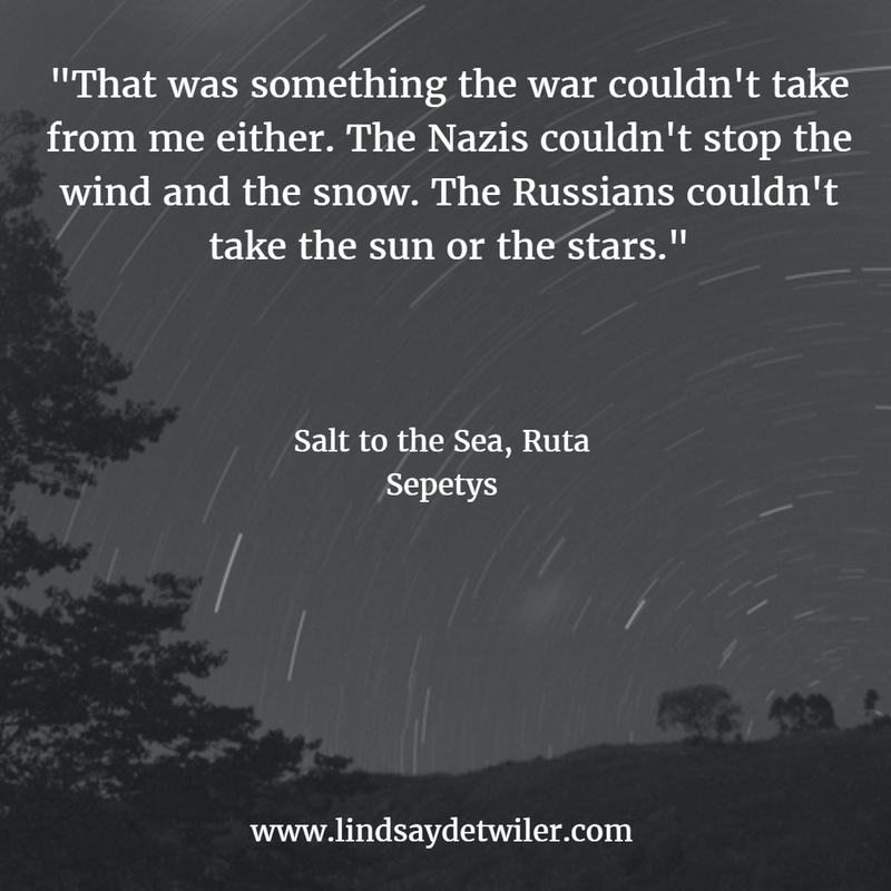 Ruta Sepetys Quote Picture